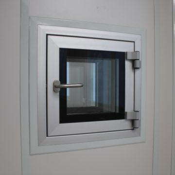 Окна передаточные для чистых помещений