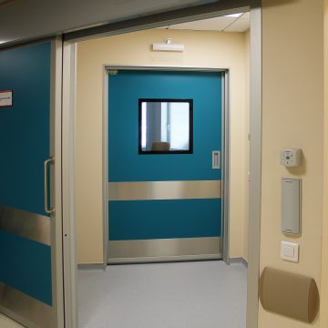 Двери для чистых помещений
