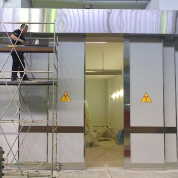 Защита от радиационного излучения в промышленности