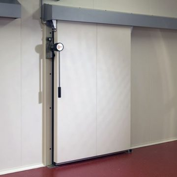 Industrial sliding doors Metaflex